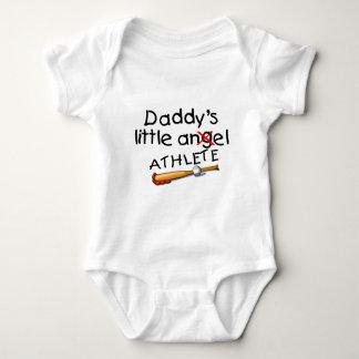Daddys Little Athlete T-shirt