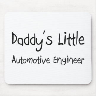 Daddy's Little Automotive Engineer Mouse Mats