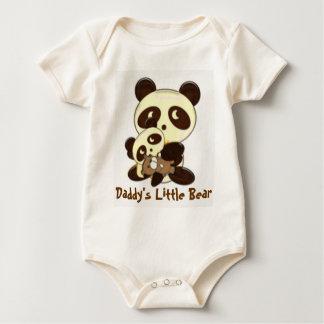 Daddy's little bear baby bodysuit