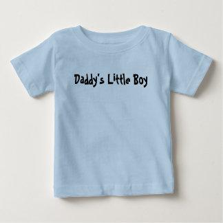 Daddy's Little Boy Baby T-Shirt
