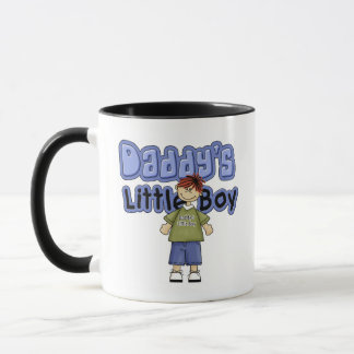 Daddy's Little Boy Tshirts and Gifts Mug