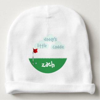 Daddy's Little Caddie Custom Baby Cotton Beanie
