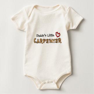 Daddys little carpenter baby bodysuit