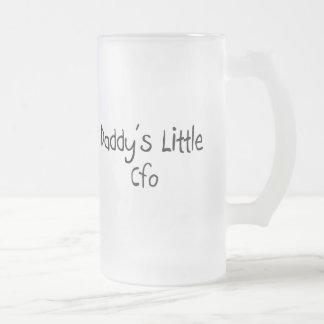 Daddy's Little Cfo Mugs