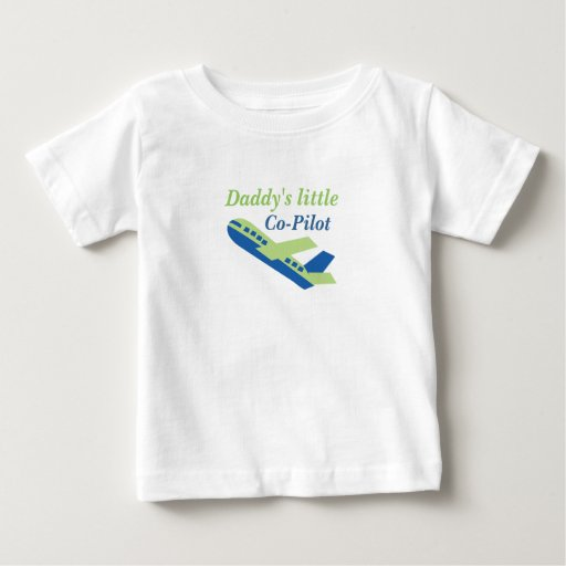Daddys little CoPilot Shirt