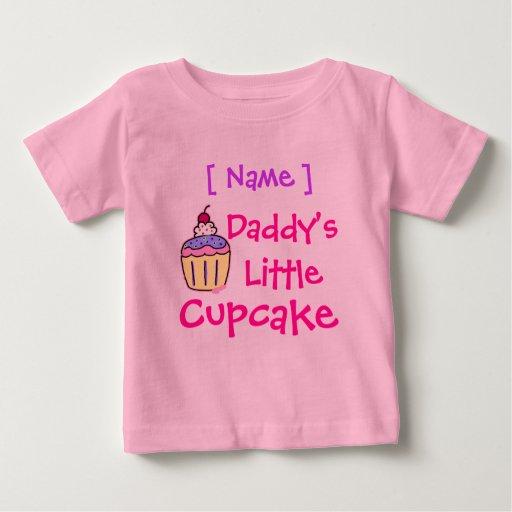 Daddy's Little Cupcake Shirt
