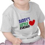 DADDYS little eskimo Tshirt