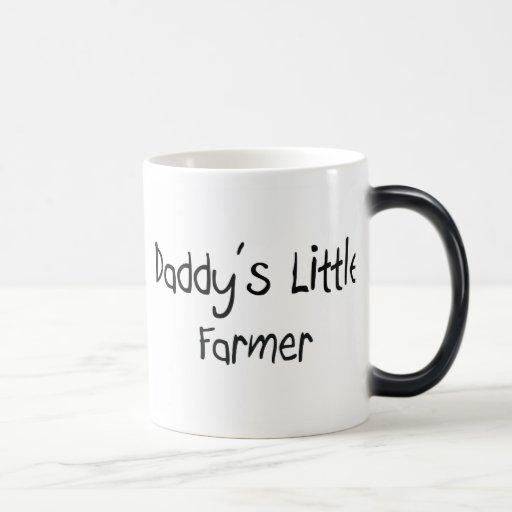 Daddy's Little Farmer 11 Oz Magic Heat Color-Changing Coffee Mug