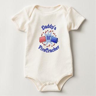 Daddy's Little Firecracker T-Shirt