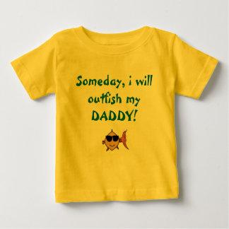 Daddy's Little Fisherman T-shirt