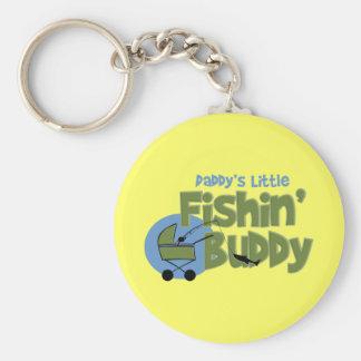 Daddy's Little Fishin' Buddy Key Chain