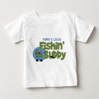 Daddy's Little Fishin' Buddy Infant T-shirt