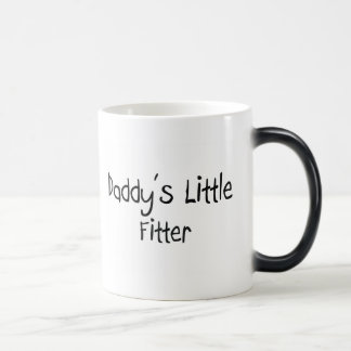 Daddy's Little Fitter Magic Mug
