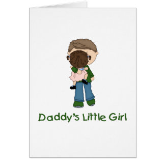 Daddy's Little Girl (3) Card