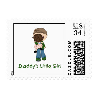 Daddy's Little Girl (3) Postage