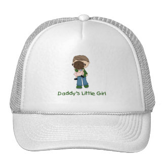Daddy's Little Girl (3) Trucker Hat