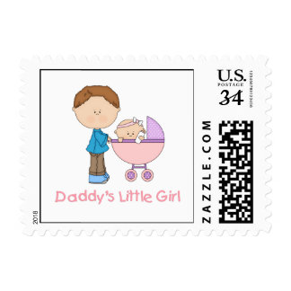 Daddy's Little Girl (4) Postage