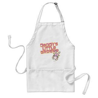 Daddy's Little Girl Adult Apron
