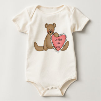 Daddy's Little Girl baby   Bodysuits