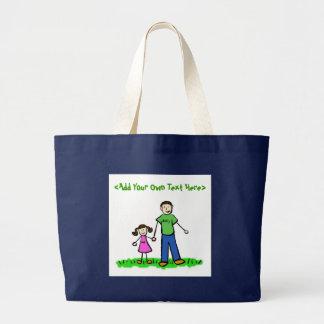 Daddy's Little Girl Bag (Brunette)