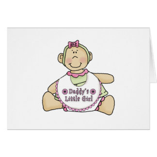 Daddy's Little Girl Card