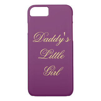 Daddy's Little Girl iPhone 8/7 Case