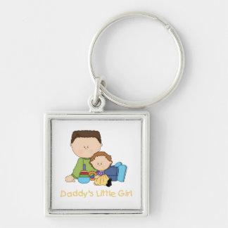 Daddy's Little Girl Keychains