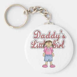 Daddy's Little Girl Keychain