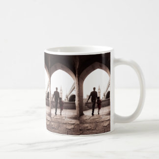 Daddy's Little Girl - London - Big Ben Mug