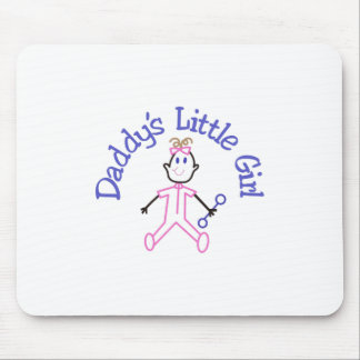 Daddys Little Girl Mouse Pad