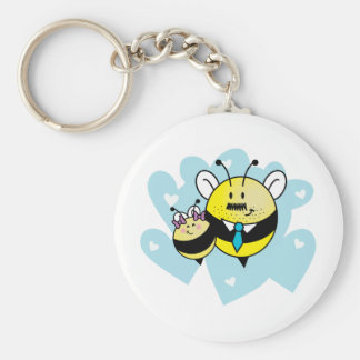 Daddy's little girl / Petite fille à papa. Keychain