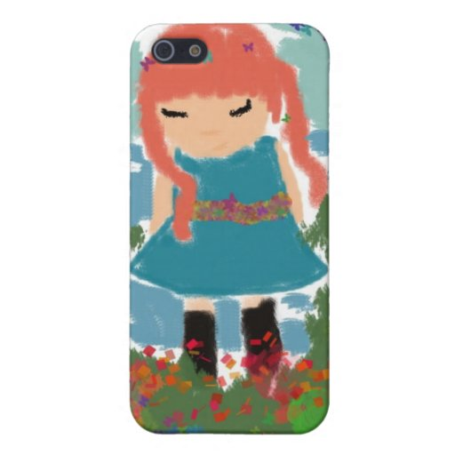 Daddy's little girl phone case iPhone 5/5S cover
