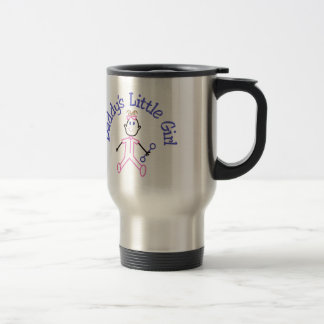 Daddys Little Girl Travel Mug