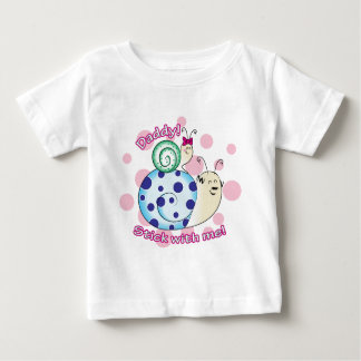 Daddy's Little Girls! Infant T-shirt