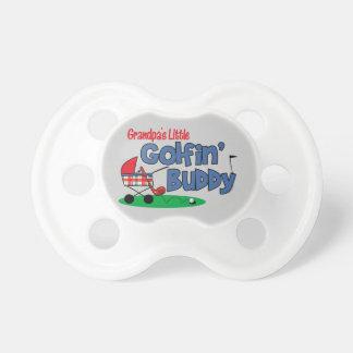 Daddy's Little Golfin' Buddy Pacifier