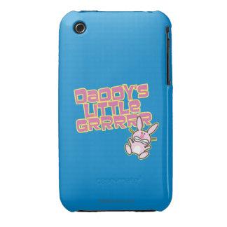 Daddy's Little Grrrrr iPhone 3 Case
