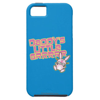 Daddy's Little Grrrrr iPhone 5 Case