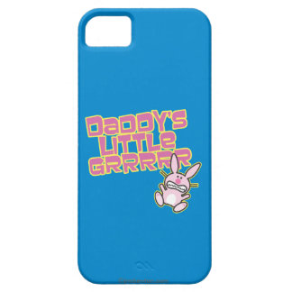 Daddy's Little Grrrrr iPhone 5 Cover