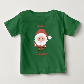 Daddy's Little Helper Baby T-Shirt