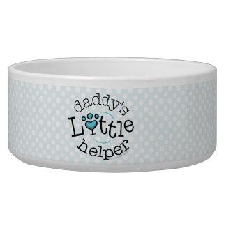Daddys Little Helper Boy Bowl