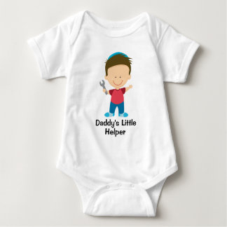 Daddy's Little Helper Boy T Shirt