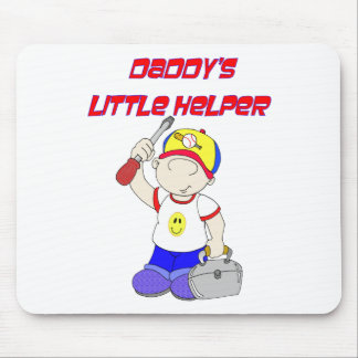 Daddy's Little Helper Mouse Pad