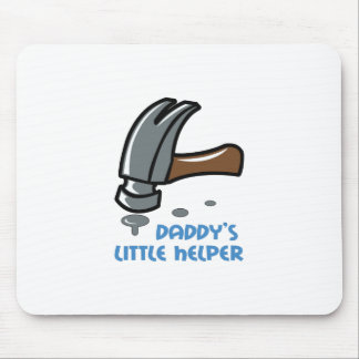 DADDYS LITTLE HELPER MOUSE PADS