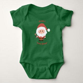 Daddy's Little Helper Vest Baby Bodysuit
