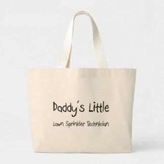 Daddy's Little Lawn Sprinkler Technician Bags