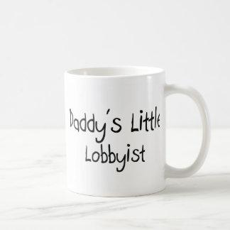 Daddy's Little Lobbyist Mug