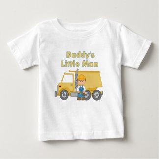 Daddy's Little Man Baby T-Shirt