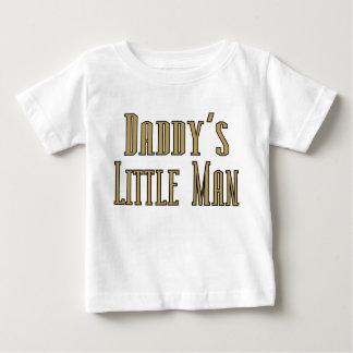 Daddys little man baby T-Shirt