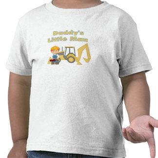 Daddy's Little Man Tee Shirts