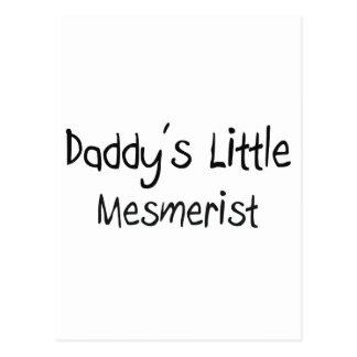 Daddy's Little Mesmerist Postcard